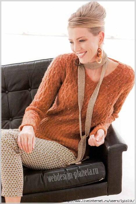 zhenskij-pulover-spitsami-s-v-obraznym-vyrezom-foto (468x700, 192Kb)