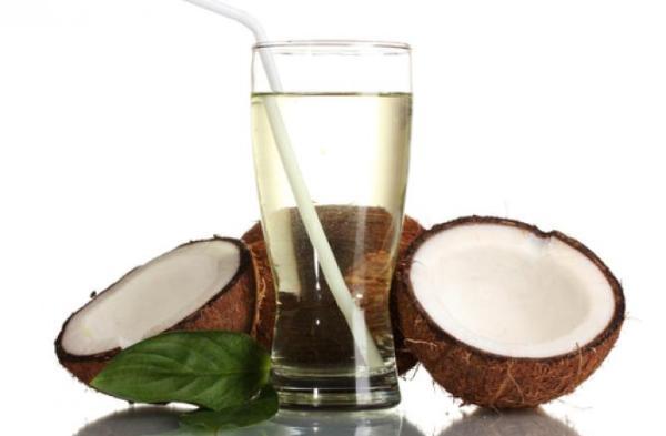 кокосовая вода. (600x393, 19Kb)