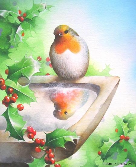 Birdbath (450x550, 171Kb)