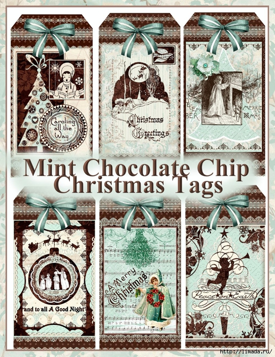 Mint_Chocolate_Chip_Christmas_Tags_Sample (539x700, 454Kb)