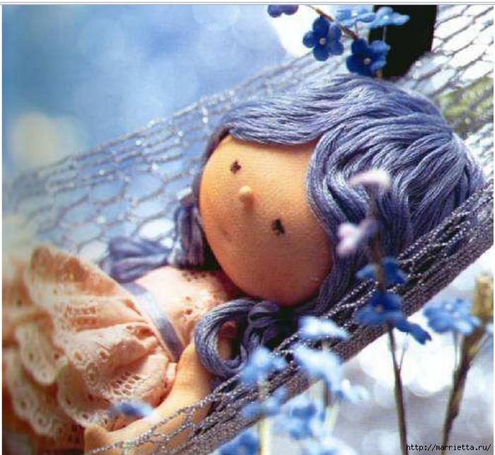 Шьем ростовую куклу мастер класс своими руками #9