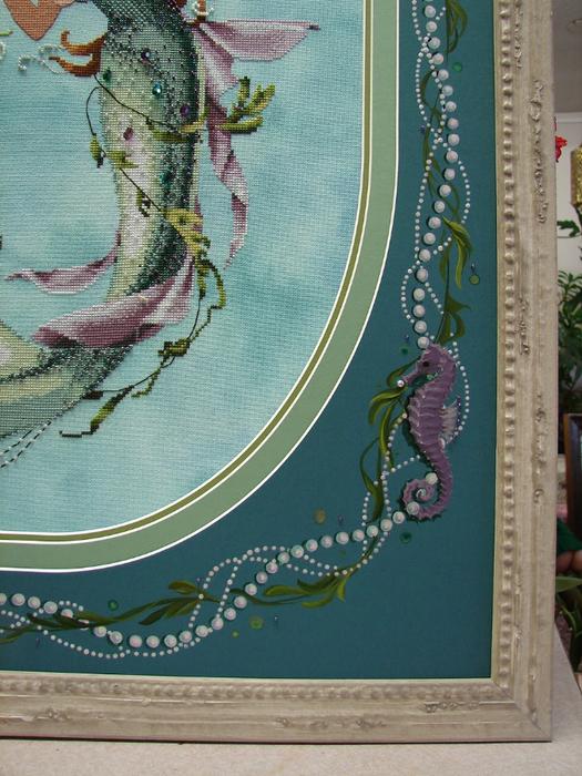 Lori Curtis Queen Mermaid (5) (525x700, 457Kb)
