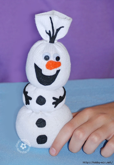 olaf-sock-snowman-felt-features (482x700, 191Kb)