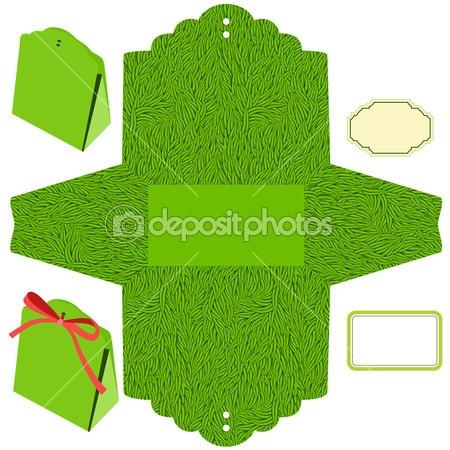 коробочки для подарков шаблон 15 (450x450, 159Kb)