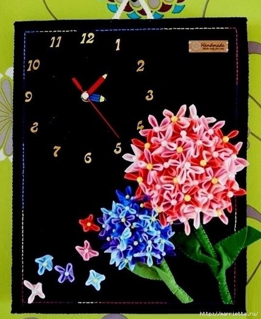 цветочное панно из декоративного войлока (12) (536x654, 193Kb)