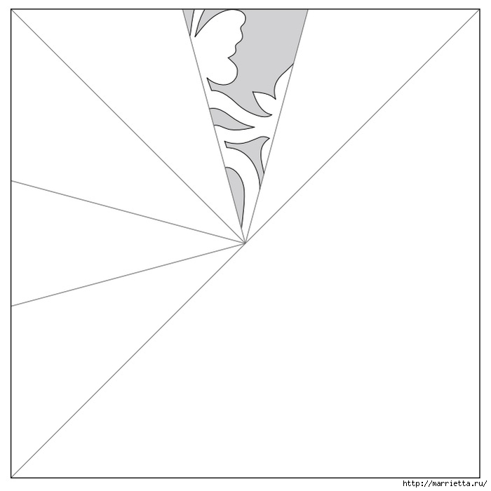 шаблоны снежинок из бумаги (7) (700x700, 60Kb)