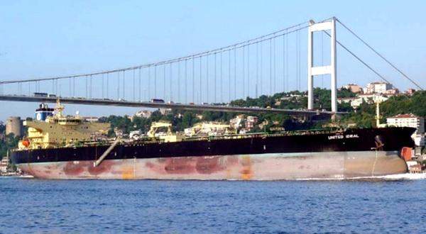 Босфор, Турция не пропустит танкеры с СПГ Украине (600x330, 86Kb)