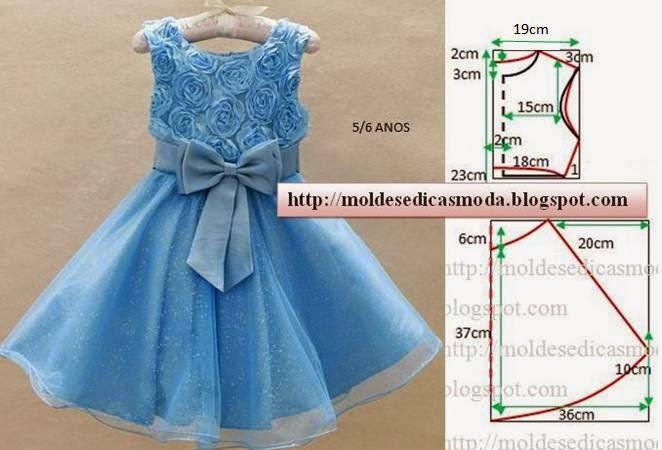 Как сшить детское нарядное платье своими руками фото