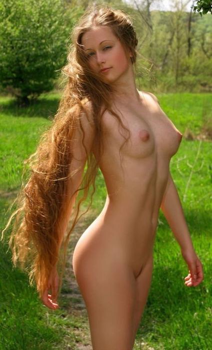 голые девчонки волосиками фото