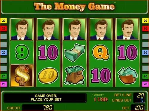 Собственно и автомат Игра на Деньги, всецело посвящённый пресловутым.