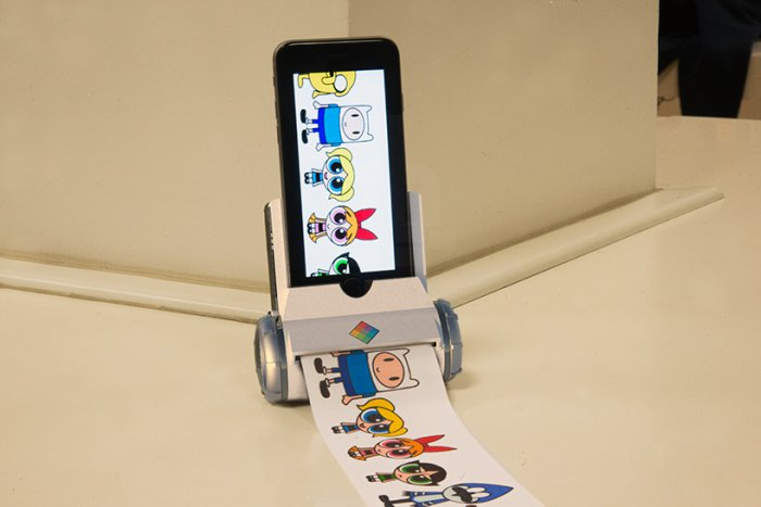 Pocket Printer Printeroid 3 (700x467, 133Kb)