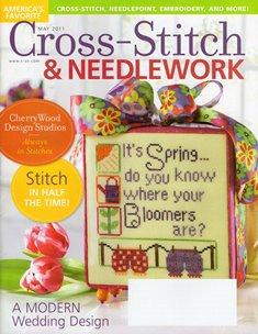 Cross-Stitch and Needlework 2011-05 (235x304, 108Kb)