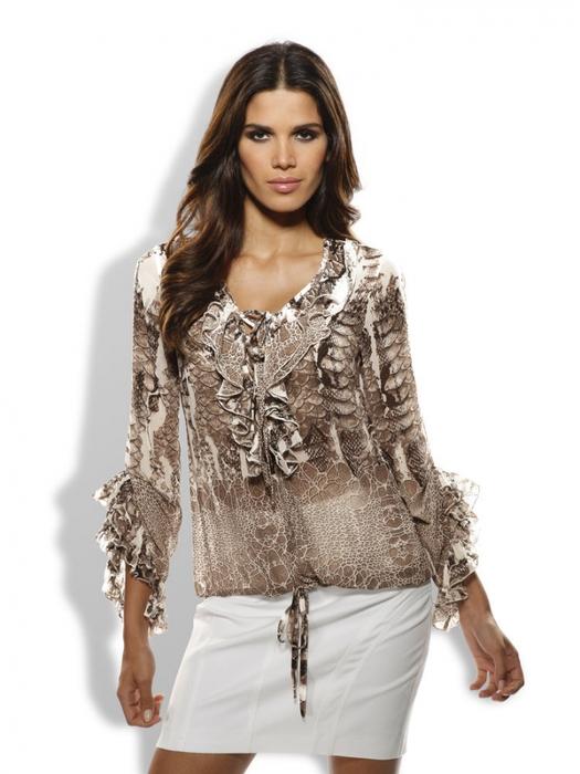 Блузка Из Кожи Доставка