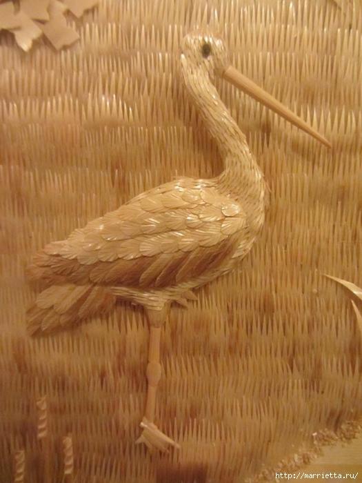 Изумительные работы из соломки (44) (525x700, 242Kb)