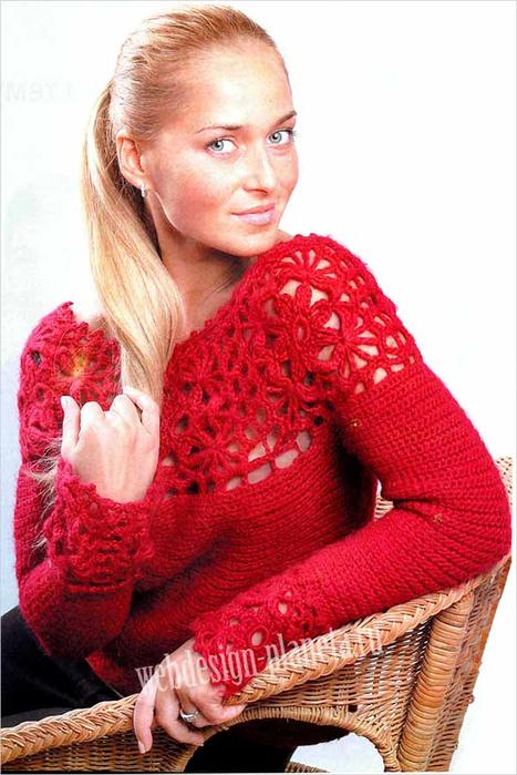 pulover-kryuchkom-s-azhurnoj-koketkoj-iz-kvadratov-foto (467x700, 361Kb)