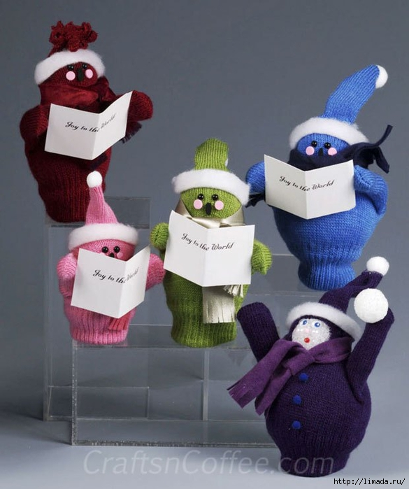diy-glove-carolers (585x700, 220Kb)