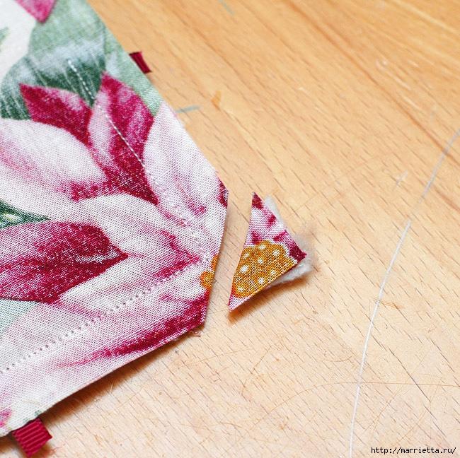 Шитье текстильной корзинки для конфет (1) (650x648, 389Kb)