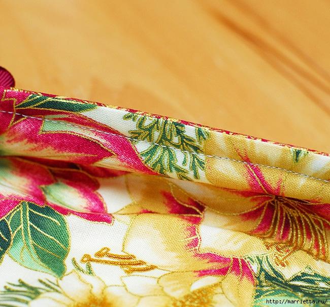 Шитье текстильной корзинки для конфет (14) (650x605, 341Kb)