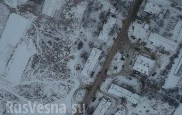 Донбасс - после обстрела 1 (600x380, 31Kb)