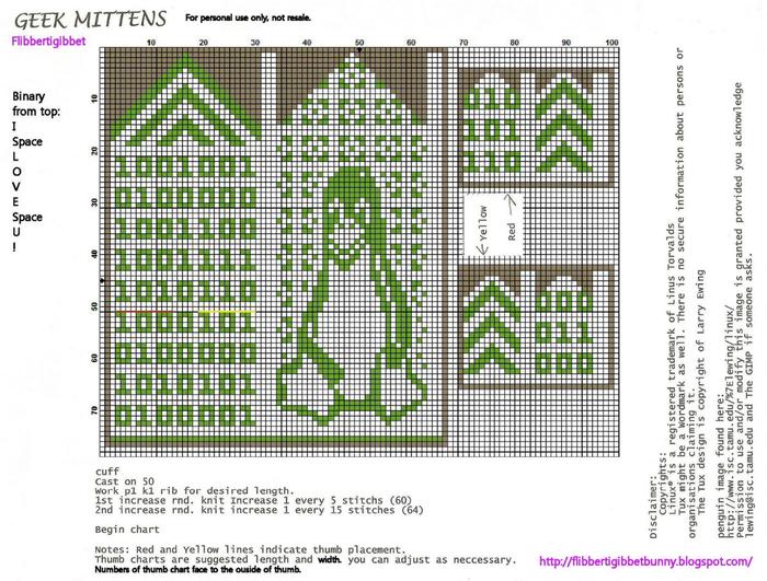 Geek Mitten (700x531, 405Kb)