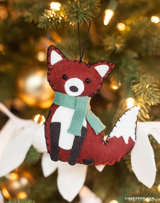 DIY_Felt_Fox (553x700, 298Kb)