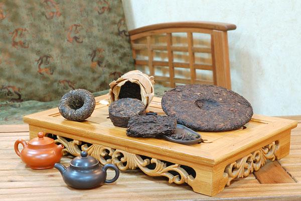 китайский чай Пуэр (2) (600x400, 204Kb)