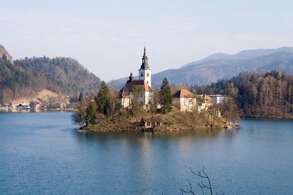 Остров Блед в Словении3 (600x400, 152Kb)