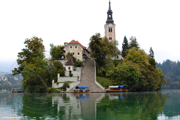 Остров Блед в Словении12.аjpg (580x387, 216Kb)