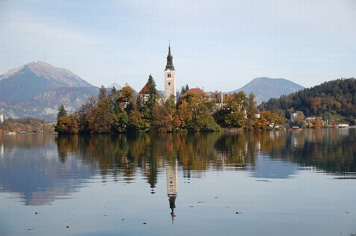 Остров Блед в Словении17 (700x465, 207Kb)