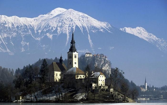 Остров Блед в Словении231 (700x438, 107Kb)