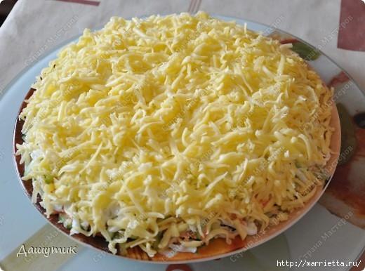 Рецепт куриного салата ИЗОБИЛИЕ (13) (520x386, 138Kb)