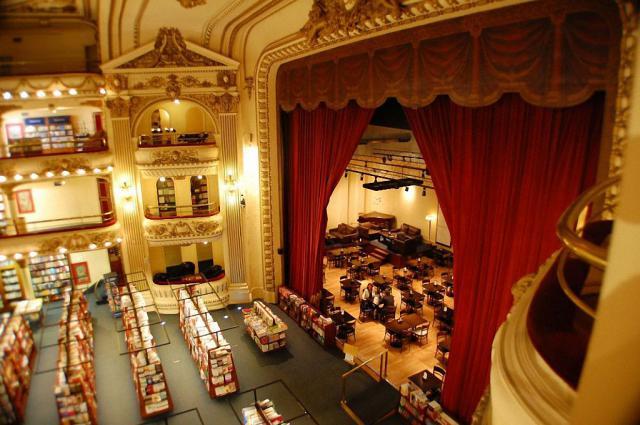 книжный магазин в здании театра Буэнос-Айреса 3 (640x425, 288Kb)