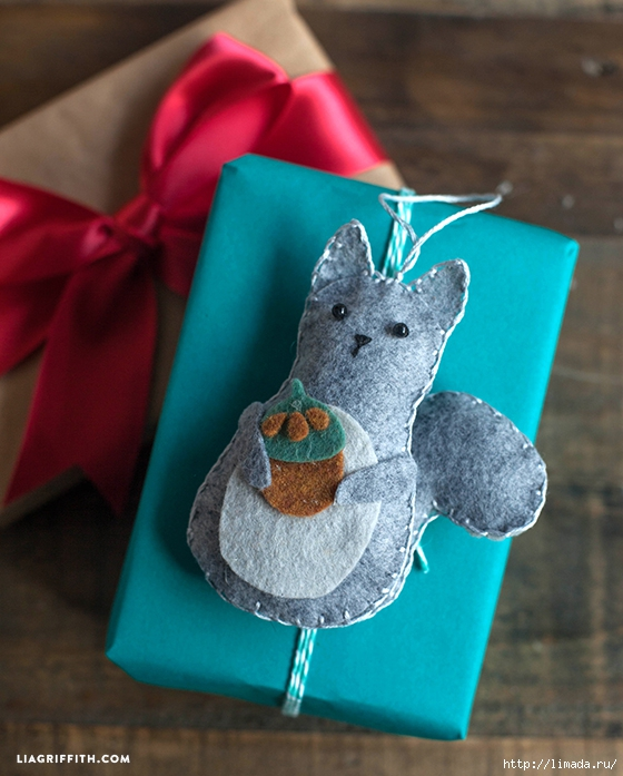 Felt_Squirrel_Gift-Topper (560x697, 266Kb)