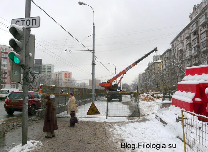 Северо-западная хорда в Москве. (700x513, 67Kb)