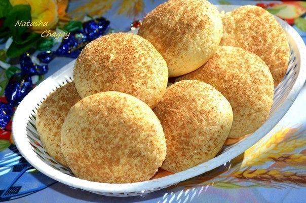Песочное печенье - вкусное, сладкое, рассыпчатое (604x400, 79Kb)