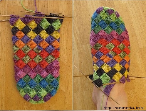 Rainbow-Patch-Knitted-Socks-Idea-DIY5 (497x376, 198Kb)