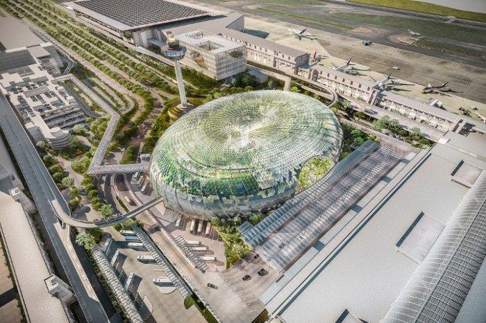аэропорт чанги сингапур 5 (700x466, 374Kb)