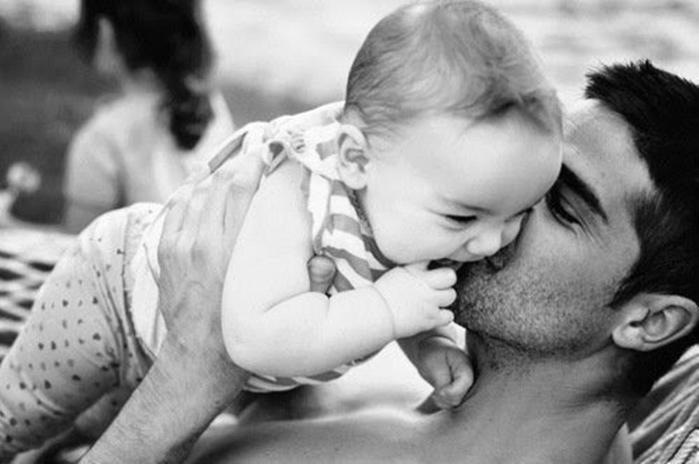 фото отца и дочки