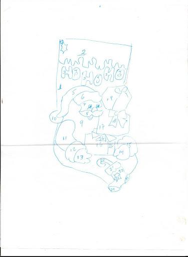 Шаблоны для пошива рождественских сапожков (5) (375x512, 73Kb)