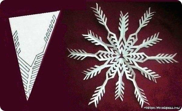 схемы снежинок к новому году3 (600x365, 131Kb)