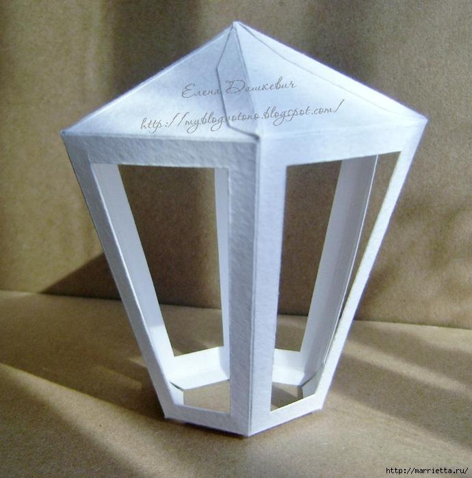 фонарик из картона (5) (690x700, 332Kb)