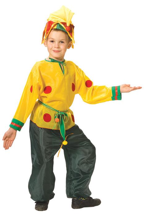 новогодний костюм петрушки для мальчика купить в новосибирске того