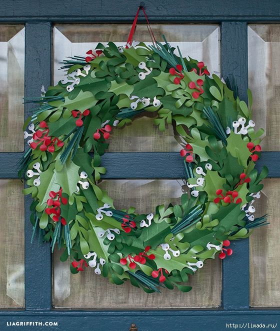 Paper_Holiday_Wreath (560x662, 379Kb)