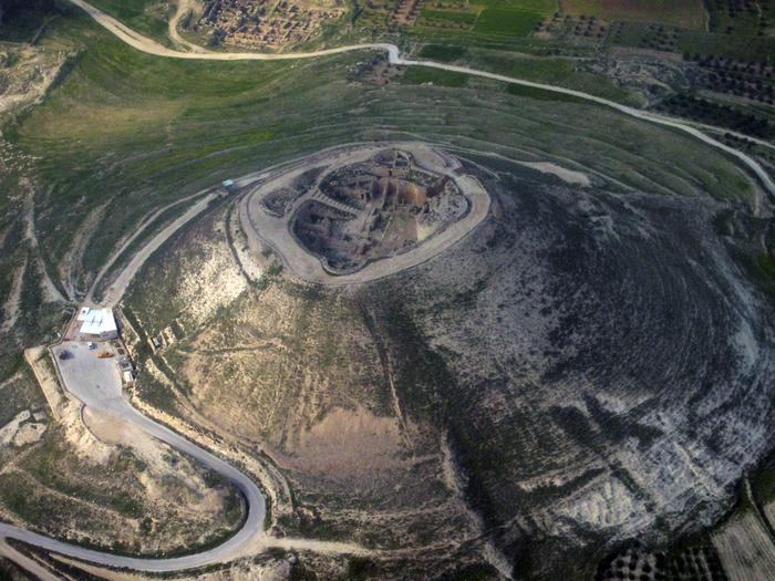 Иродион дворец царя Ирода Израиль 4 (700x525, 583Kb)