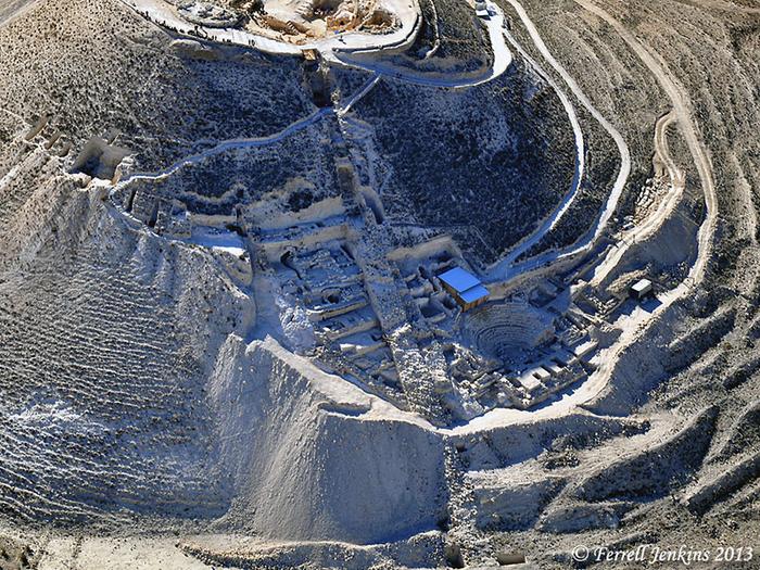 Иродион дворец царя Ирода Израиль 5 (700x525, 640Kb)