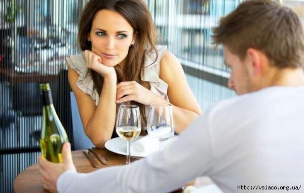 Признаки того, что мужчина нравится женщине