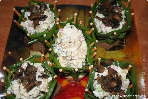 Праздничные салатики в корзинках (5) (520x347, 145Kb)