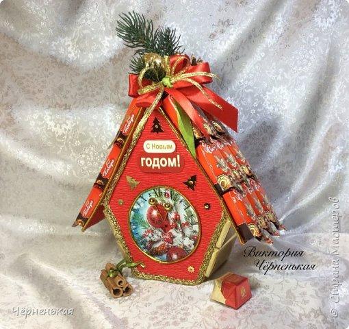 Подарки своими руками на новый год мастер