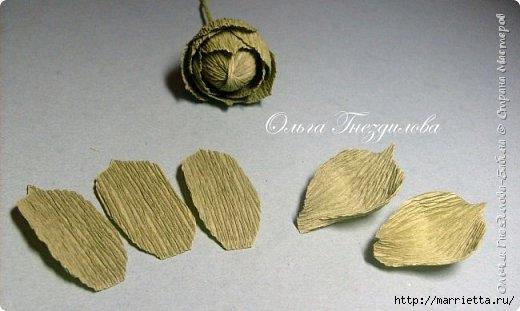 Каменные розы или суккуленты из гофрированной бумаги (14) (520x311, 87Kb)