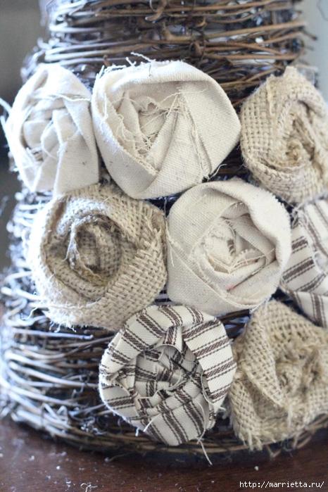 Текстильные новогодние елочки. Мастер-класс (9) (466x700, 296Kb)